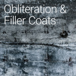 Obliteration and Filler Coats